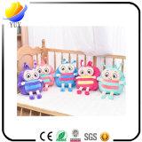 Sac animal mignon d'enfants de sac de dessin animé d'enfants d'ans du bébé 1-2-3-4 d'hommes et de femmes de sac à dos de peluche de poupée