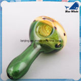 Glass Hand Pipe Bowl Mini Glass Smoking Spoon Glass Pipe