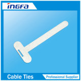 Personalizar Grabar la etiqueta de acero inoxidable Cable Tie