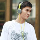 소니 Xb400 회선 제어 이어폰 녹색을%s