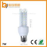 Luz fluorescente compacta del hogar AC85-265V Iluminación interior E27 7W LED Bombilla ahorro de energía
