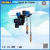 gru Chain elettrica di alta qualità di tipo europea di 0.5t Brima BMS con il carrello