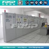 Linha de produção automática do moinho da pelota da alimentação das aves domésticas e do Aqua