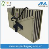 ملابس داخليّة يعبّئ صندوق من الورق المقوّى مقابض يطوي صندوق لأنّ لباس