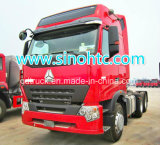 De HoofdPrimaire krachtbron van de Aanhangwagen van de Vrachtwagen van de Tractor van Sinotruk HOWO A7 6X4