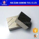 het Segment van de Diamant van het Blad van de Zaag van 2500mm