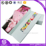 Papier de luxe personnalisé Emballage cadeau Boîte à fleurs