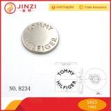 Jinzi Metallzink-Legierung befestigt kundenspezifische Handtaschen-Firmenzeichen-Niet