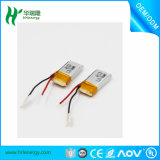 Batteria del polimero di Hrl 401220 55mAh Li per la cuffia avricolare di Bluetooth