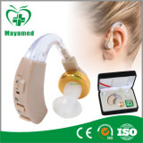 Digital-Klangverstärker, bewegliches Hörgerät, kleiner Hörfähigkeits-Verstärker, Minihörgerät, nachladbarer Ohr-Hörgerät-Preis