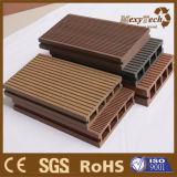 Revestimento de pavimento ao ar livre impermeável Fabricante WPC Decking Board