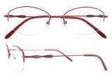 Il monocolo di titanio incornicia il modo Eyewear delle montature per occhiali