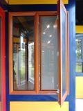 모기장을%s 가진 알루미늄 프레임 유리제 외부적인 여는 Windows