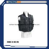 Het tactische Pantser van het Vest/van het Lichaam voor Politie en Militair