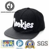 Chapeau magique réglable fait sur commande de Snapback de chapeau de camionneur de maille de la bande 2017 avec la connexion de broderie