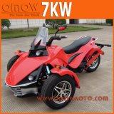 De Fiets Trike van de Vierling ATV van de Stroom 7000W