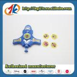 De promotie Plastic RuimteFabrikant van het Speelgoed van het Kanon van de Schijf van het Kanon Ontspruitende in China