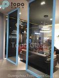 pedazos de 5mm-12m m de vidrio de flotador gris oscuro/europeo para la venta (C-UG)