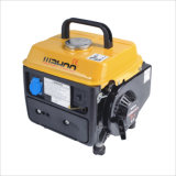 Small Power Hand 2 Stroke Generator Set / 950 Gasoline Generator