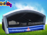 20mの長く膨脹可能なテニスコートの楽しみのための膨脹可能なスポーツのゲームのテニス競技場