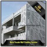 Incorniciatura del rivestimento della parete del taglio del laser del materiale da costruzione di resistenza della corrosione