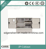 IP impermeável ao ar livre caixa integrada/detalhada de 56 do aço Jp-02 inoxidável de distribuição com função da compensação/controle/terminal/relâmpago