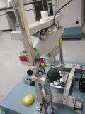 Casque de sécurité de résistance au choc crevaison//Test d'impact de la machine (GW-374)