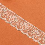 Última Moda Lace Lace Guarnição Lace vestidos de Casamento Senhoras Suits rendas
