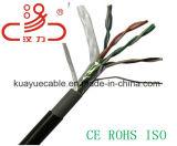 SFTP Katze 5e kabelt LSZH/Computer Kabel-Daten-Kabel-Kommunikations-Kabel-Verbinder-Audios-Kabel