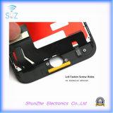 Передвижные франтовские индикации экрана касания LG LCD сотового телефона на iPhone 7 плюс 5.5