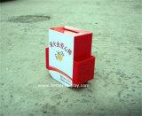 Изготовленный на заказ коробка Acrylic СИД кристаллический светлая с выгравированными словами (BTR-Y1038)
