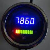 速度計は3シリンダー車のための速度メートルの回転速度計の重油のゲージを回す
