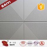 Fornecedor 2017 de Topsale China ISO9001: Material de construção Moisture-Proof do teto de 2008 Aluinium