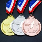 De Metal personalizados de acabado de larga distancia de la medalla de premio