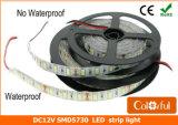 Alto brillo de larga duración CC12V TIRA DE LEDS SMD5730