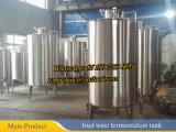 Tanque de acero inoxidable Tanques de maduración La maduración de la sidra de cerveza Cerveza tanques Lagering fermentador
