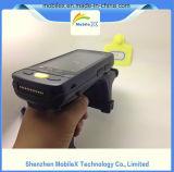 Programa de lectura de la frecuencia ultraelevada RFID, IP64 PDA rugoso, OS androide, PDA industrial