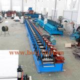 Rodillo de acero del tablón de la plataforma de funcionamiento del andamio del edificio que forma la fábrica del fabricante de la máquina
