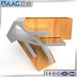 Алюминиевый/алюминиевый угловойой профиль штрангя-прессовани