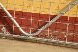 熱いすくいのオーストラリアのための電流を通された農場のゲート