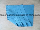 Himmel-Blau/Marine-Blau Microfiber Glas-Putztuch-Fabrik direkt