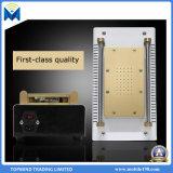 """真空ポンプ7の""""インチスクリーンの置換のための手動LCDの分離器機械装置電話修理で構築される"""