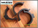 Série química do carbono dos encaixes de tubulação do aço inoxidável da maquinaria/peças fazendo à máquina