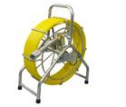 camera van de Inspectie van het Riool van het Beeld van het Niveau van de Kabel van 60m de Zelf Onderwater voor Verkoop met het Scherm van de Kleur van 8 Duim