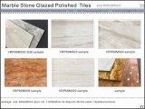 Azulejos de suelo Polished esmaltados piedra de mármol de la porcelana (VRP69M037)