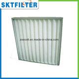Filter van de Vezel van de Plooi van de lucht de Synthetische Vervangbare Pre