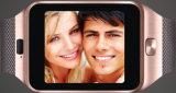 Фабрика Dz09 Wholasale дешевая телефон вахты 1.54 дюймов многофункциональный Android франтовской