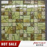 2017 mattonelle di mosaico poco costose della crepa del ghiaccio per il progetto, mattonelle di mosaico Doubai