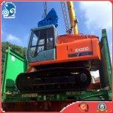 Escavatore della Hitachi Ex200 fatto dalla vendita del Giappone in Cina