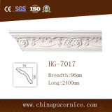PU Architectural Moulding / PU Ceiling Corniser Moulage pour Décoration d'Intérieur